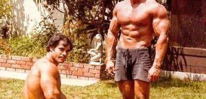 دوستان قدیمی و آرنولدِ تنها